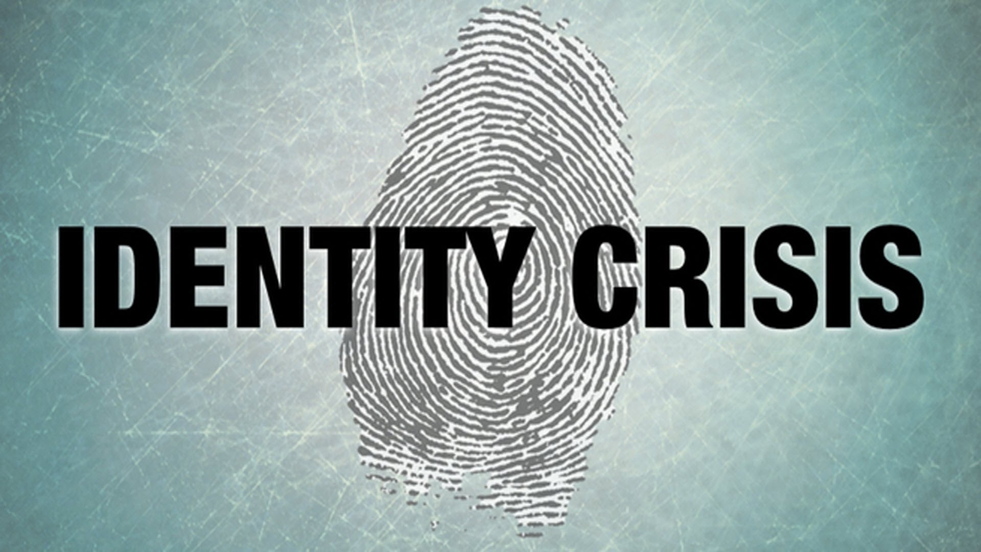 Who Are We Syndrome Understanding Identity Crisis