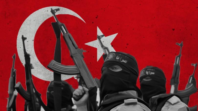 ISIS, Kurds, Turkish, Turkey