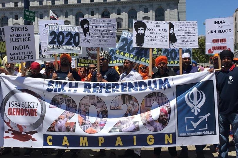 Khalistan, India, Freedom, Sikh, Indian Punjab,