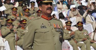 Pakistan, Pakistan Army, Gen. Raheel Sharif, Extension, COAS