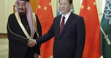 China, KSA, Middle East, Energy, Oil