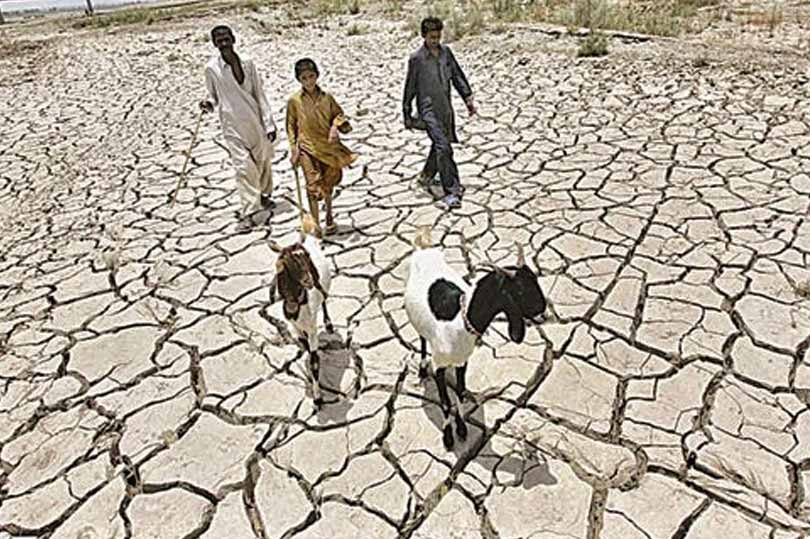 Desertification, Pakistan, Water,